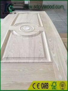 Wood Door /Veneer Door/Interior Door with Teak/Walnut Skin pictures & photos