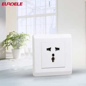 Switched Mf 13A Universal Wall Socket pictures & photos