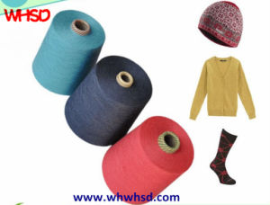 Blended Cashmere Nylon Wool Yarn for Knitting and Weaving