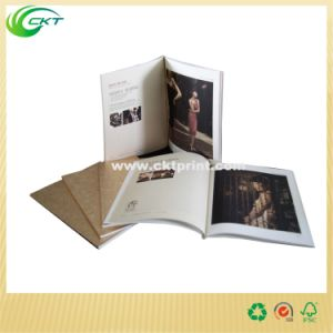 Sewing Binding Hardcover Book Printing, Offset Printing Services (CKT-BK-738)