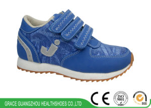 Kids Running Shoes School Comfy Child Footware pictures & photos