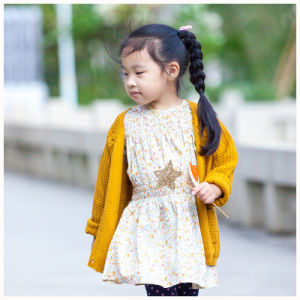 100% Cotton Fashion Children′s Clothing for Girls pictures & photos