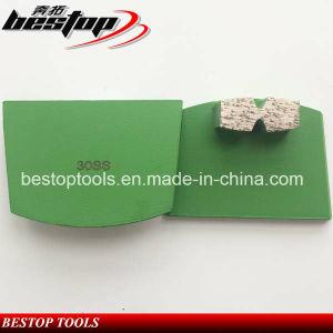 Super Soft Bond Lavina Grinding Machine for Polishing Super Hard Concrete pictures & photos
