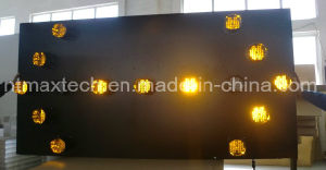 Vehicle Mounted LED Lamp Arrow Board Traffic Sign with Remote Control pictures & photos