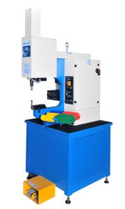 Ce Hydraulic Fastener Insertion Machine pictures & photos