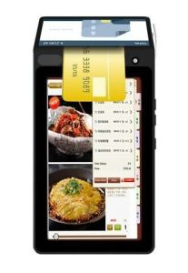 7inch Touch Screen Android Smart Device with NFC Reader Built in Printer pictures & photos