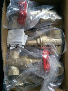 Forged Brass Gate Valve pictures & photos