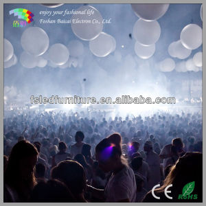 Battery Power Colorful LED Ball Decorative Light