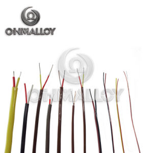Silica Fiber Insulation Thermocouple Wire pictures & photos