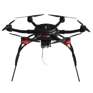 Industry-Class Professional 6-Rotor Drones with Camera pictures & photos