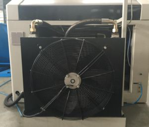 Water Jet Air Cooling System