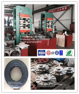 Solid Tyres Curing Machine, Frame Type Vulcanizing Press pictures & photos