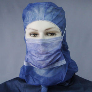 Nonwoven Disposable Bouffant Caps for Surgical pictures & photos
