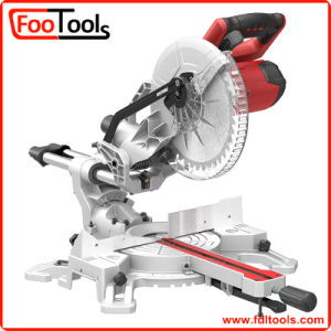 10′′ 255mm 1800W Sliding Miter Saw (220320) pictures & photos