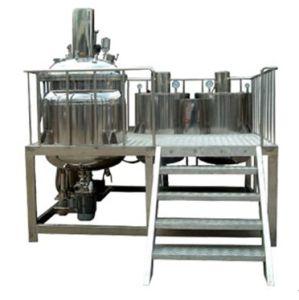 Zjr Vacuum Homogenizing Machine pictures & photos