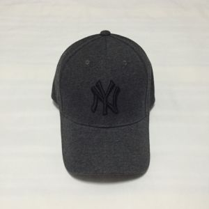 100% Cotton Baseball Cap with 3D Emberoidery