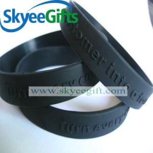 New Fashion Silicone Bracelet Promotion Gifts pictures & photos