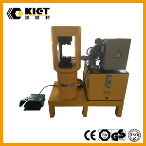 Good Shape Steel Wire Rope Hydraulic Press Machine pictures & photos