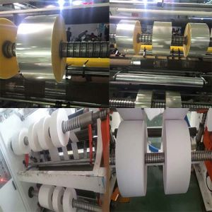 Fhqj Series High-Speed PVC Film Slitting Machinery pictures & photos
