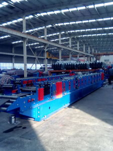 Full Automatic C Z Steel Purlin Machine/Cold Roll Forming Machine pictures & photos