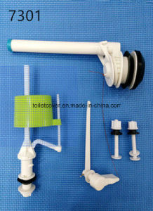 Plastic Drain Valve Fill Valve and Outlet Valve Dual Flush 3 Inch pictures & photos