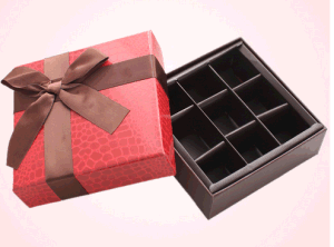 Custom Logo Chocolate Box/Food Packaging Box pictures & photos