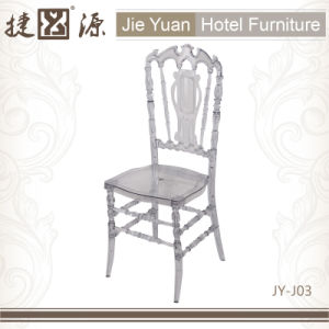 Stacking Acrylic Chateau Furniture Wedding Chiavari Chair (JY-J03) pictures & photos
