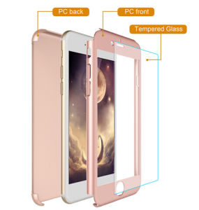 360 Slim Cell Phone Case for iPhone 7 7 Plus pictures & photos