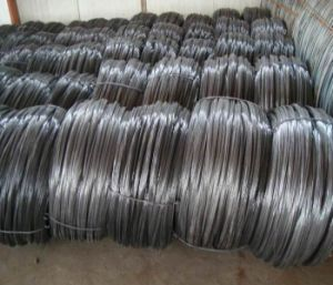 Black Wire for Making Nail / Low Carbon Steel Nail Wire pictures & photos