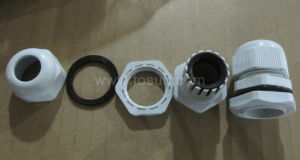 Nylon Cable Gland with O-Ring Washer pictures & photos