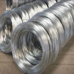 Galvanized Steel Wire/Galvanized Iron Wire/Gi Wire From Tangshan Factory pictures & photos