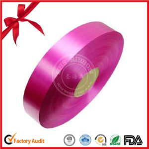 Wedding Polyester Satin Ribbon Roll pictures & photos