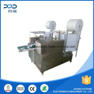 China Good Manufacture American Alcohol Prep Pad Making Machinery pictures & photos