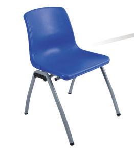 Popular Plastic Steel Chair for Dining Room pictures & photos