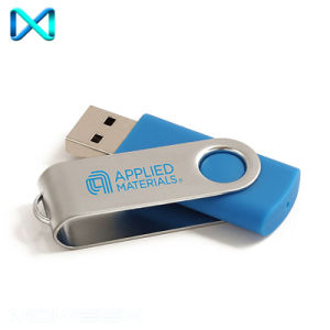 Wholesale Promotional Gift Swivel USB Flash Stick Drive pictures & photos