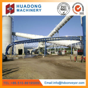 Clinker Bulk Handling Conveying System for Cement Plant pictures & photos