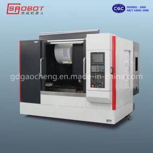 High Precision Metal CNC Drilling and Tapping Machine pictures & photos