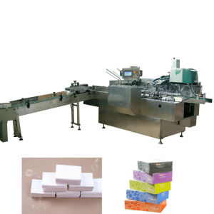 Box Drawing Facial Tissue Full Automatic Filling and Sealing Machine pictures & photos
