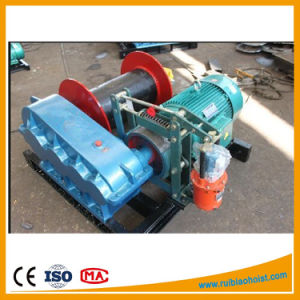 Building Material Lift Winch pictures & photos