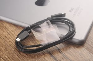 USB 2.0 Mico B Plug to Type C Plug Cable pictures & photos