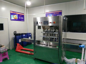 Liquid Filling System China Supplier pictures & photos