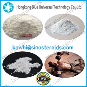 Muscle Growth Powder Methyldrostanolone Superdrol CAS 3381-88-2 for Bodybuilding pictures & photos