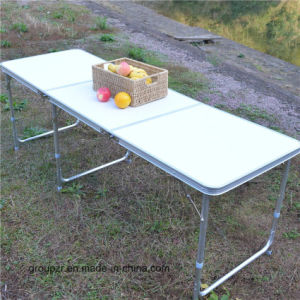 Outdoor Portable Folding Camping Table Picnic Table pictures & photos