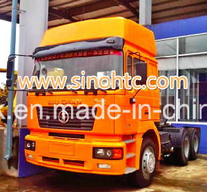 SHACMAN 6X4 Container Trailer Head, Tractor Truck pictures & photos