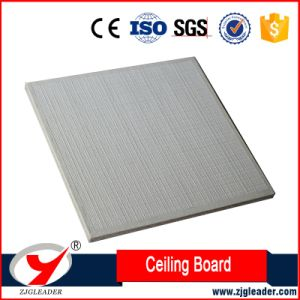 PVC Laminated Fireproof MGO Ceiling pictures & photos
