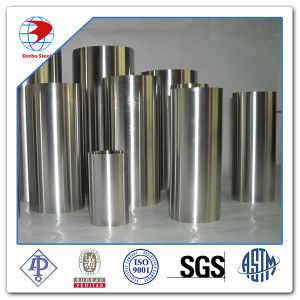 ASTM A554 304 ERW Stainless Steel Round Tube pictures & photos