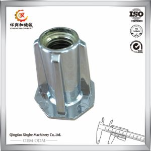 Chroming Finish Zamak Alloy Die Casting Parts pictures & photos