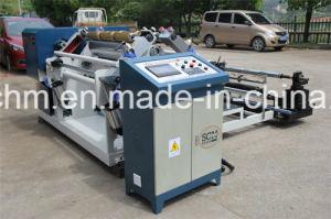 Jumbo Roll BOPP, PVC, Pet, PE Roll Slitter Rewinder Machine pictures & photos