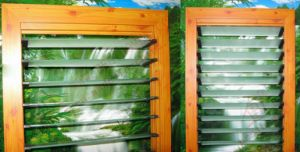 High Quality Aluminium Louvers Window (BHA-BL01) pictures & photos