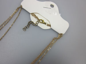 Fashion Alloy Necklace, Anti-Gold Leaf Necklace, Fashion Accessory Necklace pictures & photos